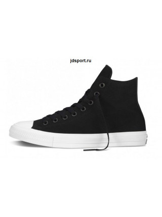 Converse Chuck Taylor All Star II High (Black/White)