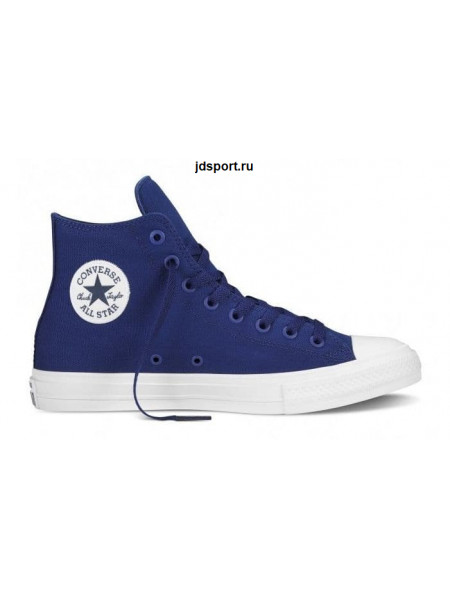Converse Chuck Taylor All Star II High (Blue/White)