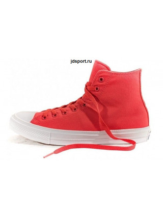Converse Chuck Taylor All Star II High (Red/White)