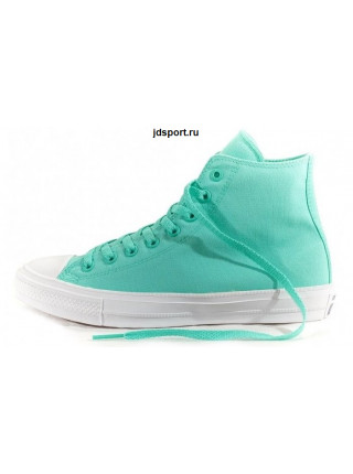 Converse Chuck Taylor All Star II High (Turquoise)