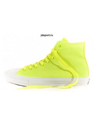 Converse Chuck Taylor All Star II High (Yellow)