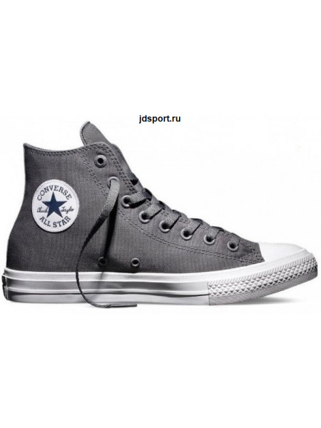 Converse Chuck Taylor All Star II High (Grey)