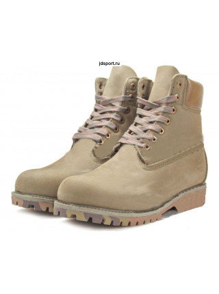 Timberland 6 Inch Premium Waterproof Boots (Olive/Camo Green)