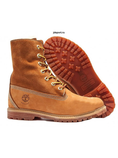 Timberland Teddy Fleece (Wheat Nubuck)