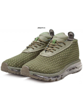 Nike Air Max Woven Boot (Khaki/Olive Green)