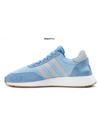 Adidas Iniki Runner Boost (Blue/Grey)