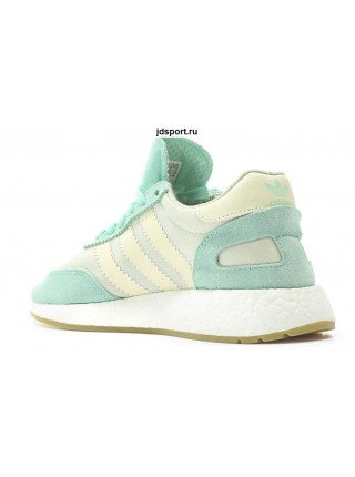 Adidas Iniki Runner Boost (Mint/White)