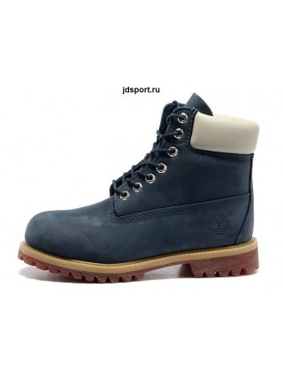 Timberland 6 Inch Boots (Blue)