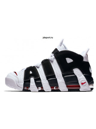 Nike Air More Uptempo (Black/White)