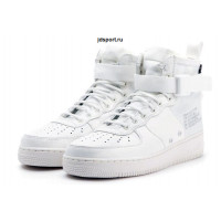 Nike SF Air Force 1 Mid (White)