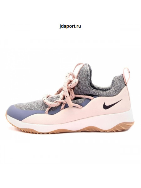 Nike City Loop Grey & Pink