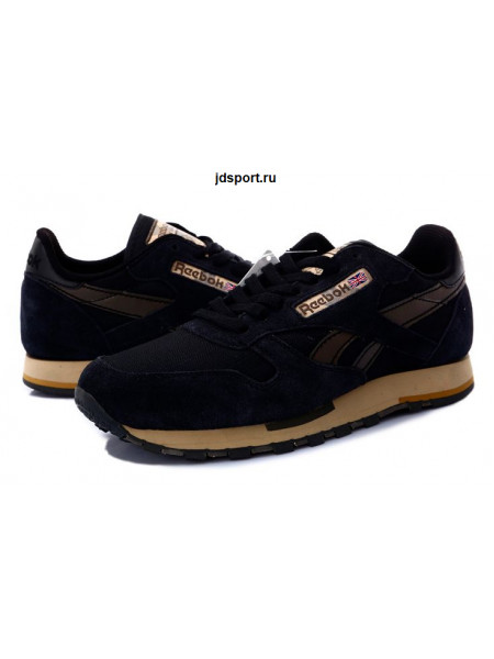 Reebok Classic Leather Utility (black)