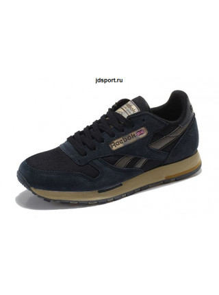 Reebok Classic Leather Utility (deep blue)