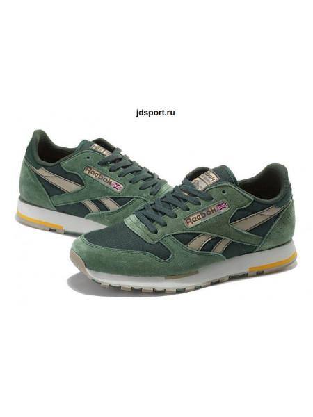 Reebok Classic Leather Utility (green)