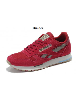 Reebok Classic Leather Utility (red)