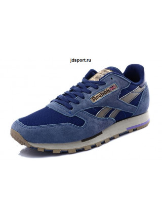 Reebok Classic Leather Utility (light blue)