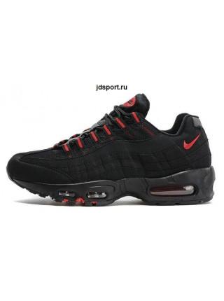 Nike Air Max 95 (Black/University Red)