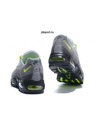 Nike Air Max 95 (GreyWhite/Volt/Black)