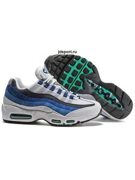 Nike Air Max 95 (White/Blue)