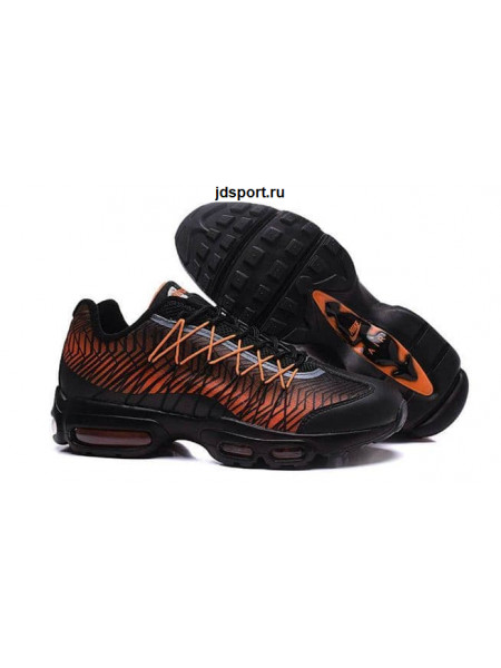 Nike Air Max 95 Ultra Jacquard (Orange/Black)