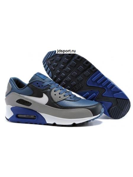 Nike Air Max 90 LTR (Black/Grey/Blue)
