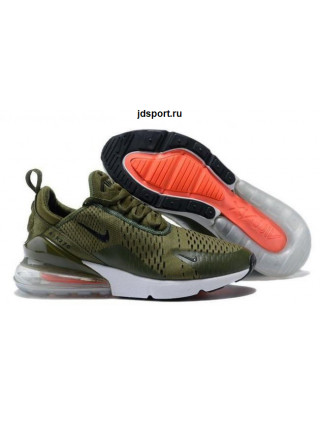 Nike Air Max 270 (Green/White/Orange)