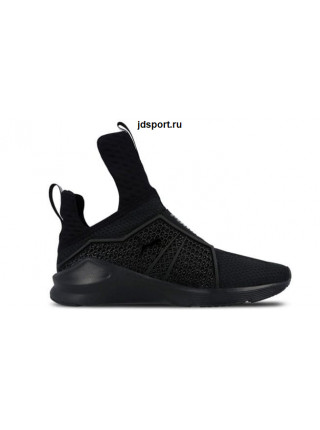 Puma Fenty Trainer by Rihanna (Black)