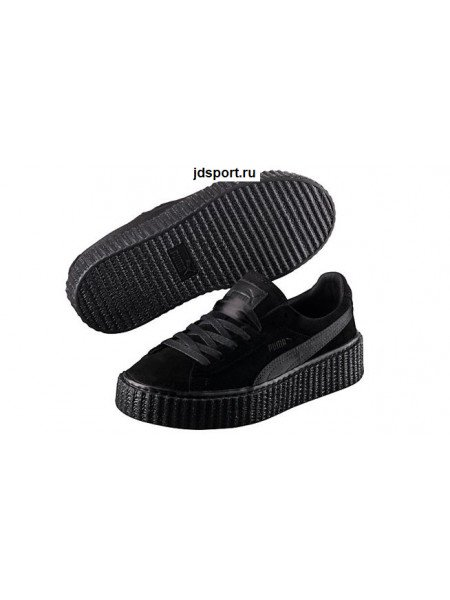 Puma by Rihanna Creeper (All black)