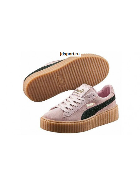 Puma by Rihanna Creeper (Pink/Green)