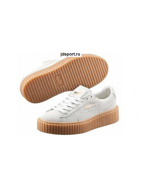 Puma by Rihanna Creeper (White)