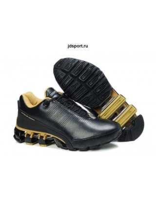 Adidas Porsche Design P'5000 leather (black/gold)