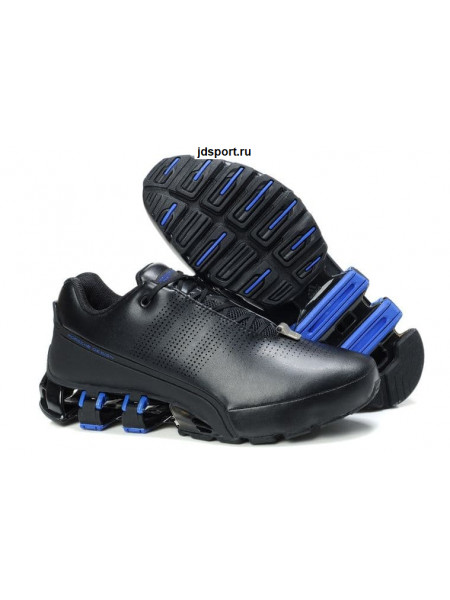 "Adidas Porsche Design P'5000 ""Leather"" (black/blue)"