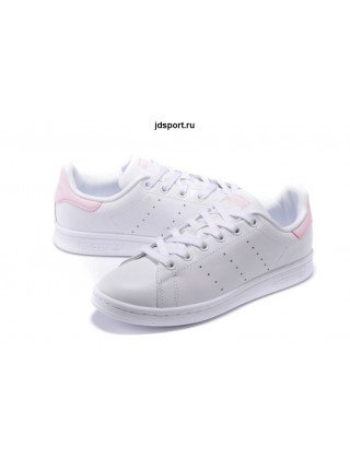 Adidas Stan Smith (White/Pink)