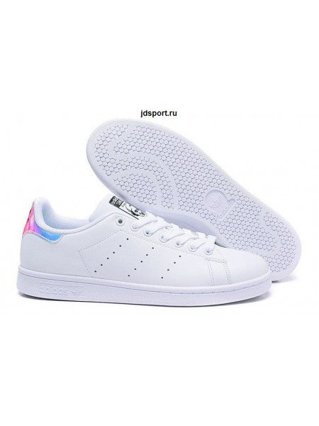 Adidas Stan Smith «Metallic Silver» (Hologram)