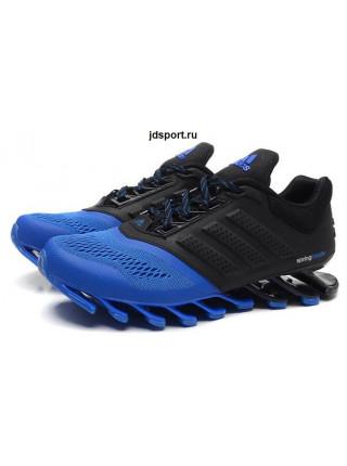 Adidas Springblade (Black/Blue)