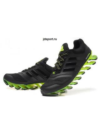 Adidas Springblade (black/green)