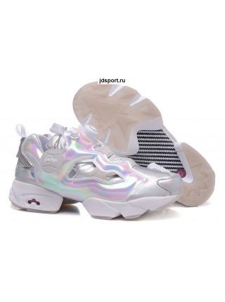 Reebok Insta Pump Fury «White Silver-Neon»