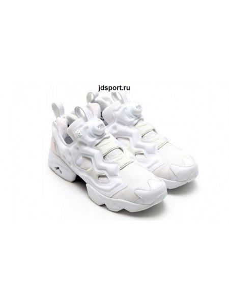 Reebok Insta Pump Fury «Triple White»
