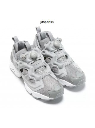 Reebok Insta Pump Fury Flat (Grey/White)