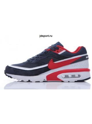 Nike Air Max Premium BW (Blue/Red)