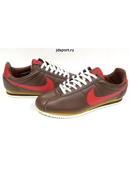 Nike Cortez (Brown/Red)