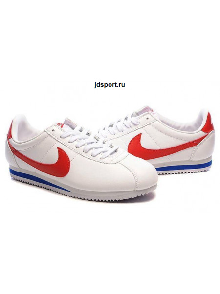 Nike Cortez (White/Red)