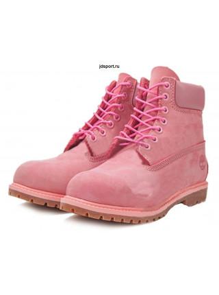 Timberland Classic (Pink Nubuck)