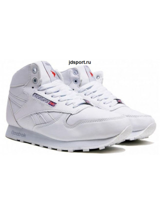 Reebok Classic Leather Mid Winter (White)