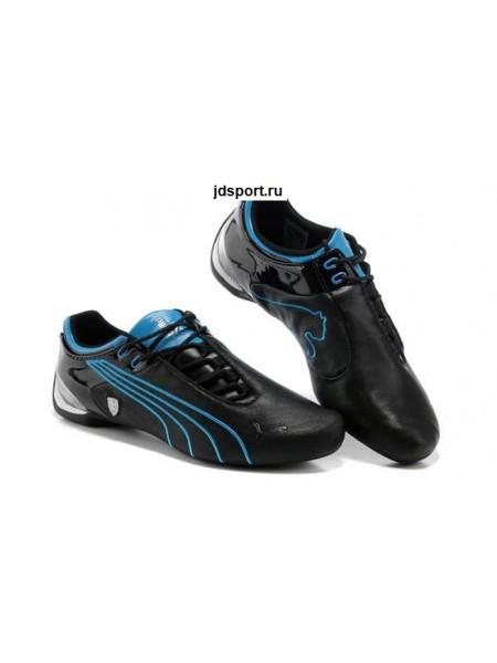 Puma Ferrari (Black/Blue)