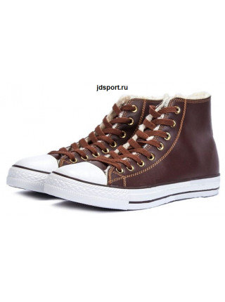 Converse Chuck Taylor All Star High Winter (Brown)