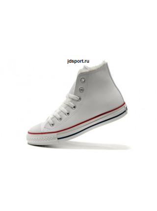 Converse Chuck Taylor All Star High Winter (White)