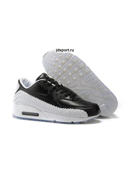 Nike Air Max 90 Woven (Black/White)