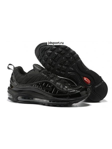 Supreme x Nike Air Max 98 (Black)