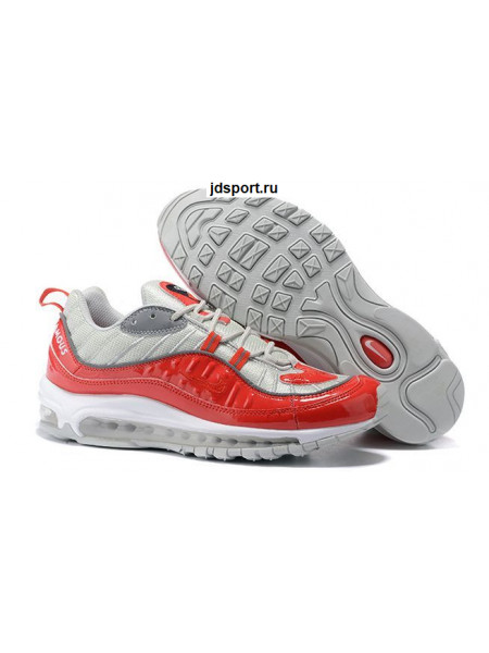Supreme x Nike Air Max 98 (Red)